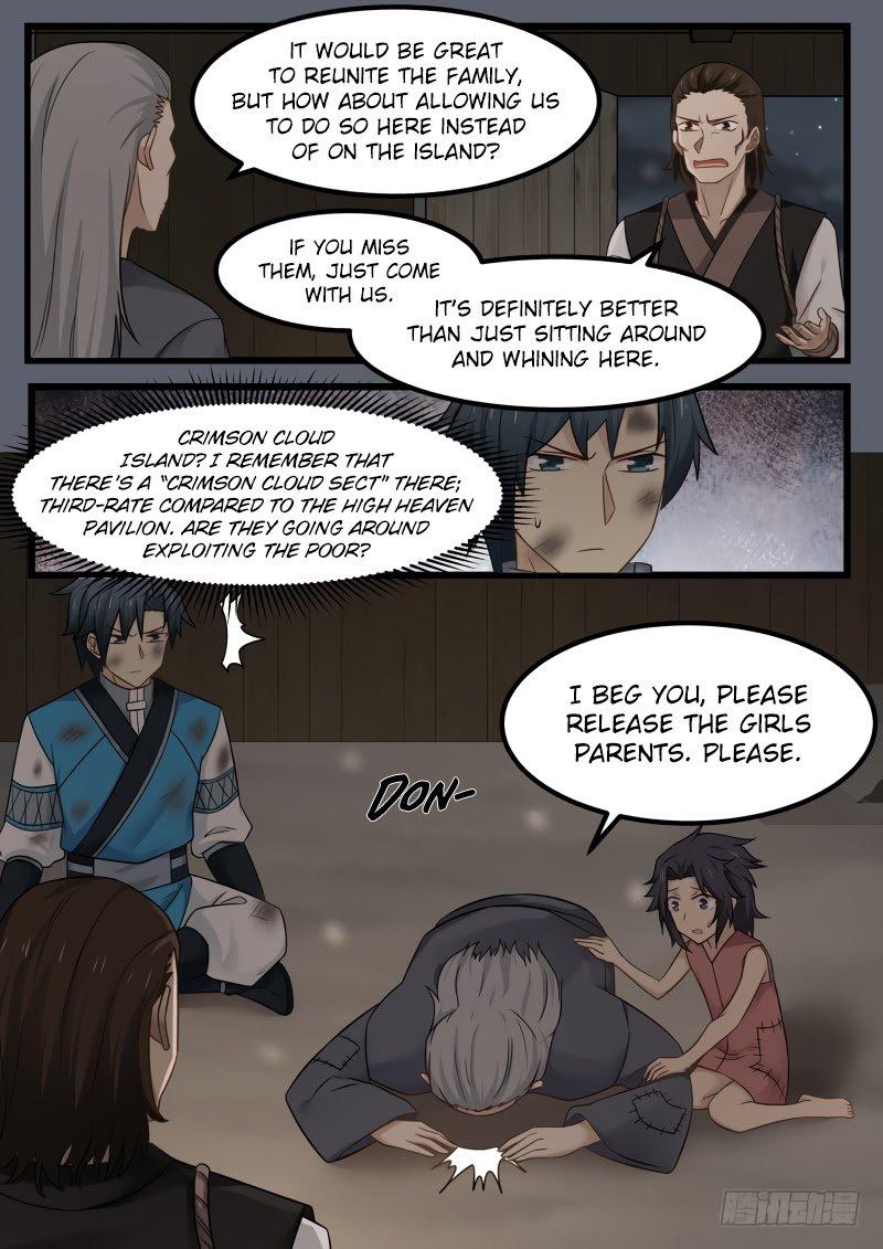 Martial Peak - chapter 99.idiots.and.dumbass-eng-li