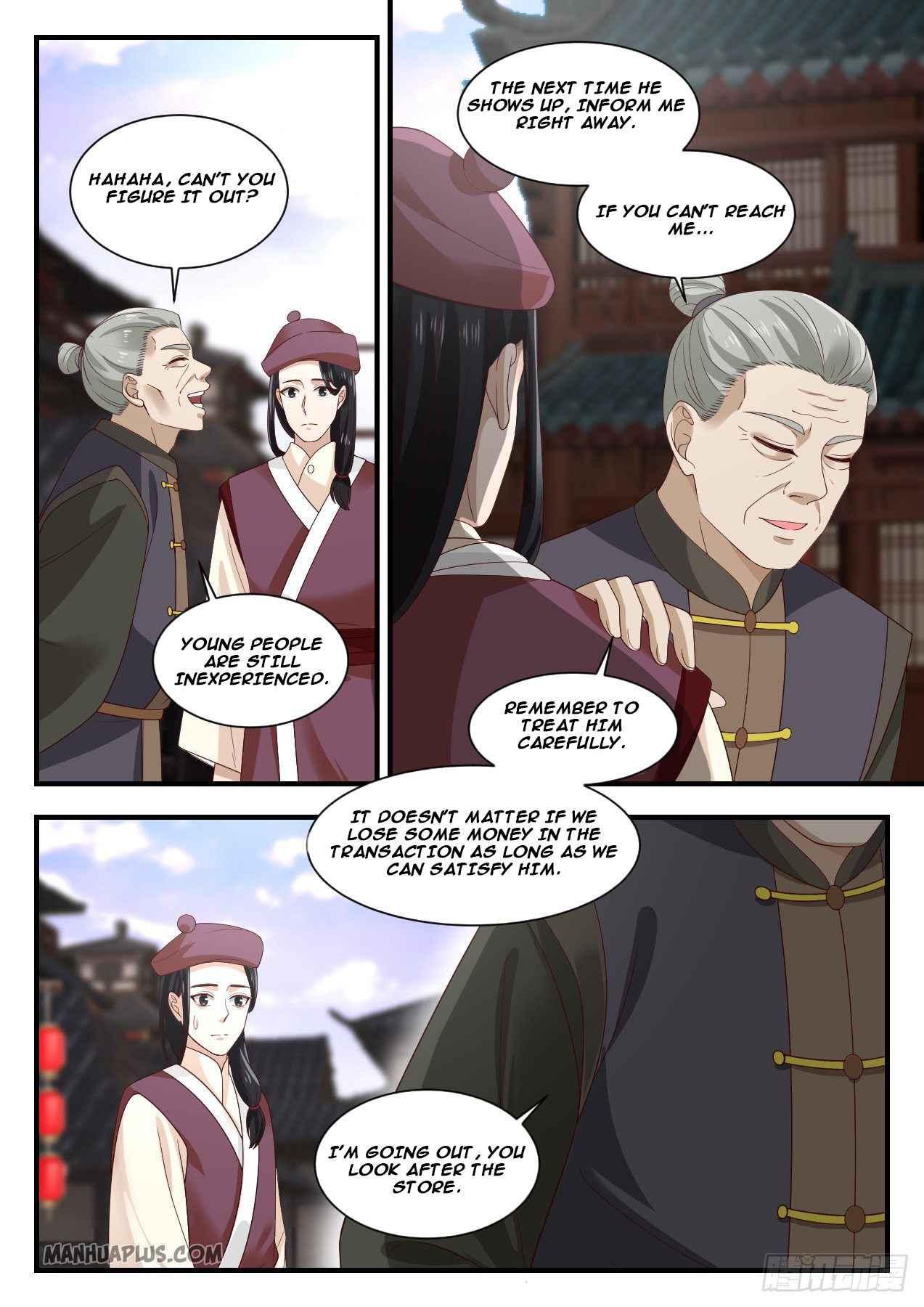 Martial Peak - chapter 997-eng-li