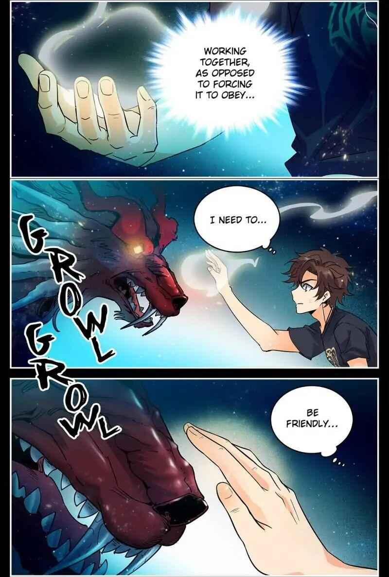 Versatile Mage - chapter 124-eng-li