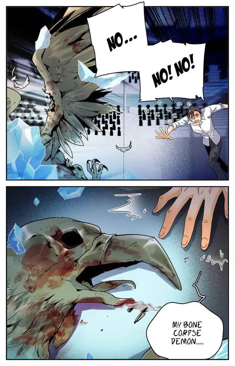 Versatile Mage - chapter 142-eng-li