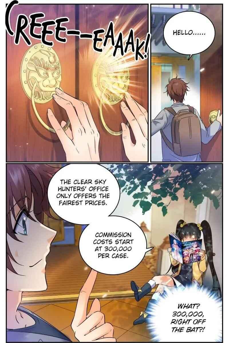Versatile Mage - chapter 163-eng-li