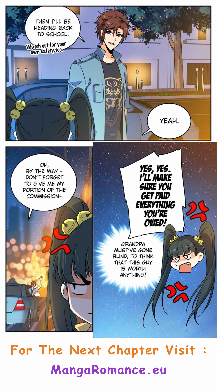 Versatile Mage - chapter 170-eng-li