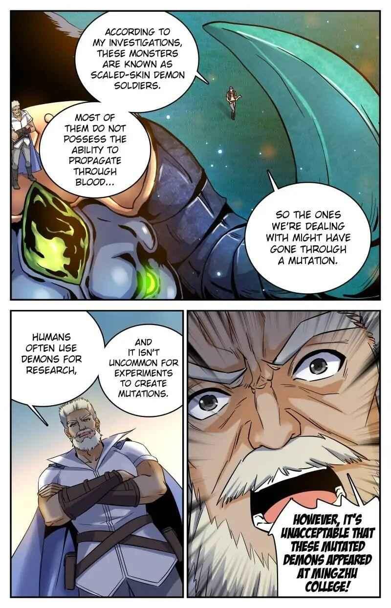 Versatile Mage - chapter 179-eng-li
