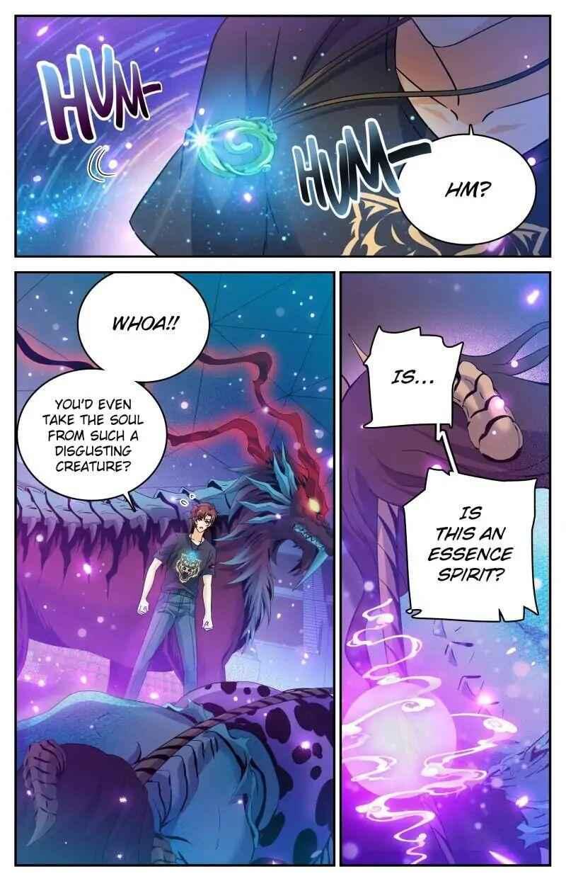 Versatile Mage - chapter 186-eng-li