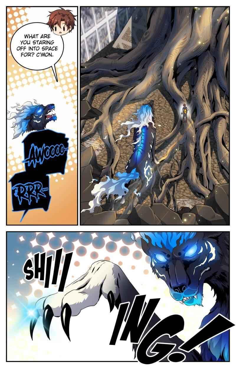 Versatile Mage - chapter 236-eng-li