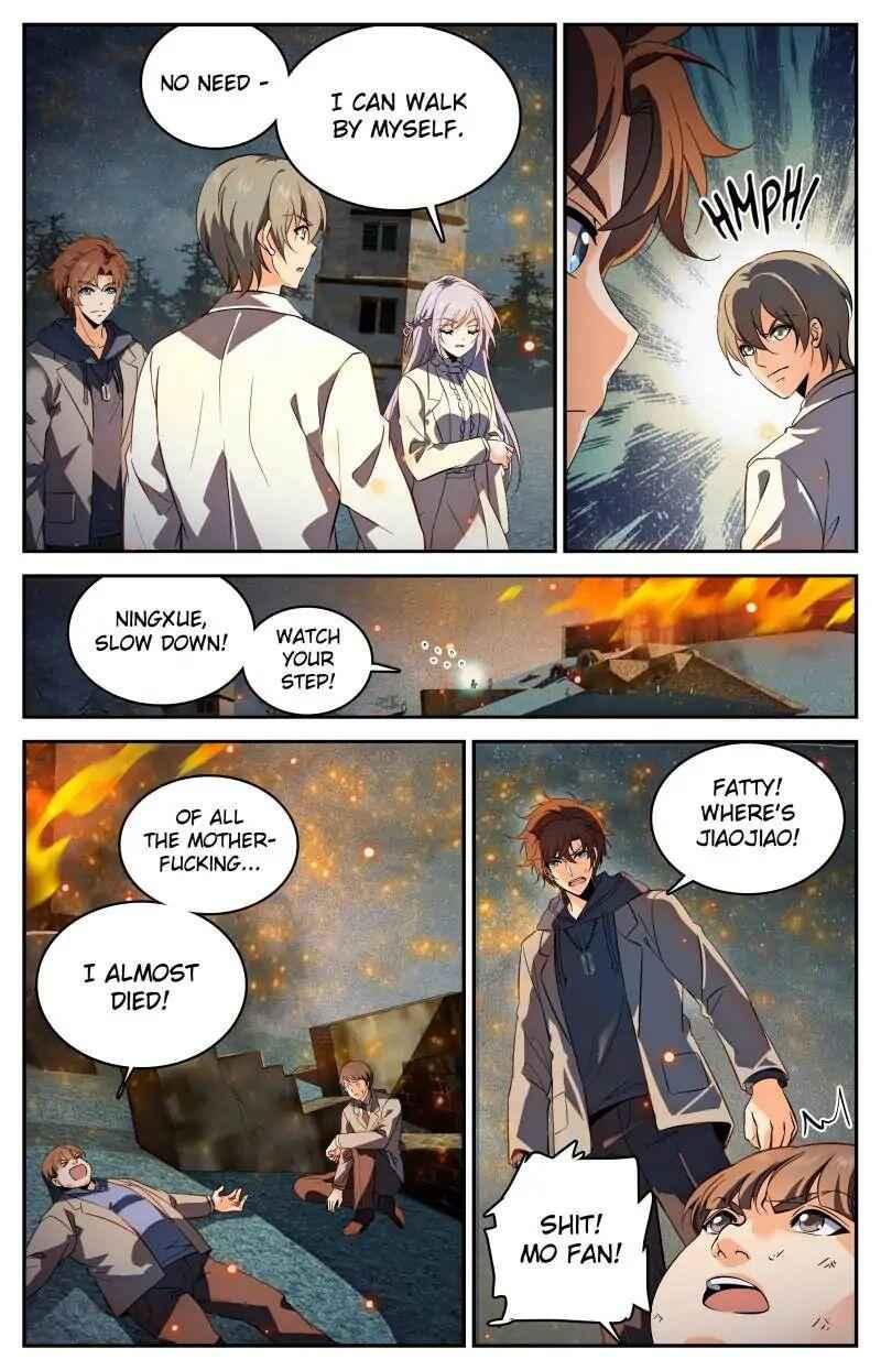Versatile Mage - chapter 242-eng-li