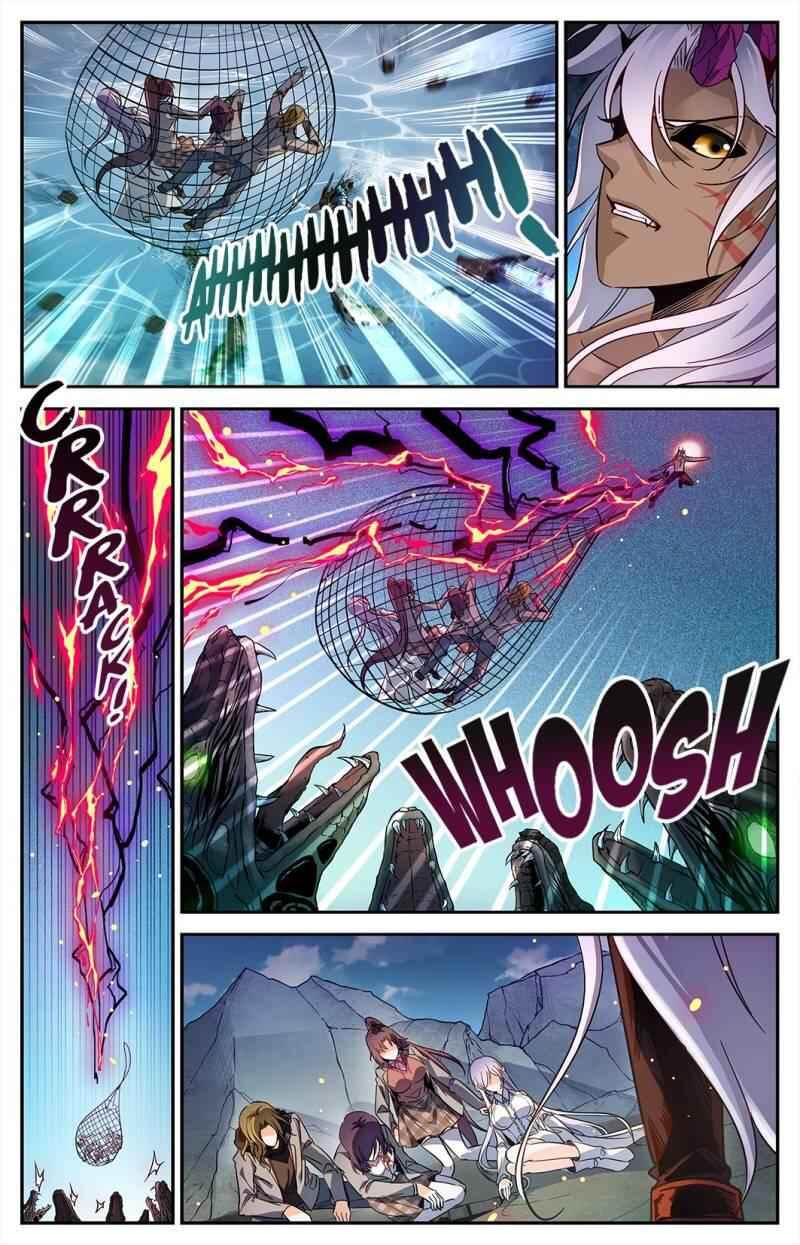 Versatile Mage - chapter 250-eng-li