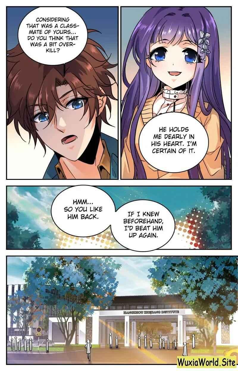 Versatile Mage - chapter 263-eng-li