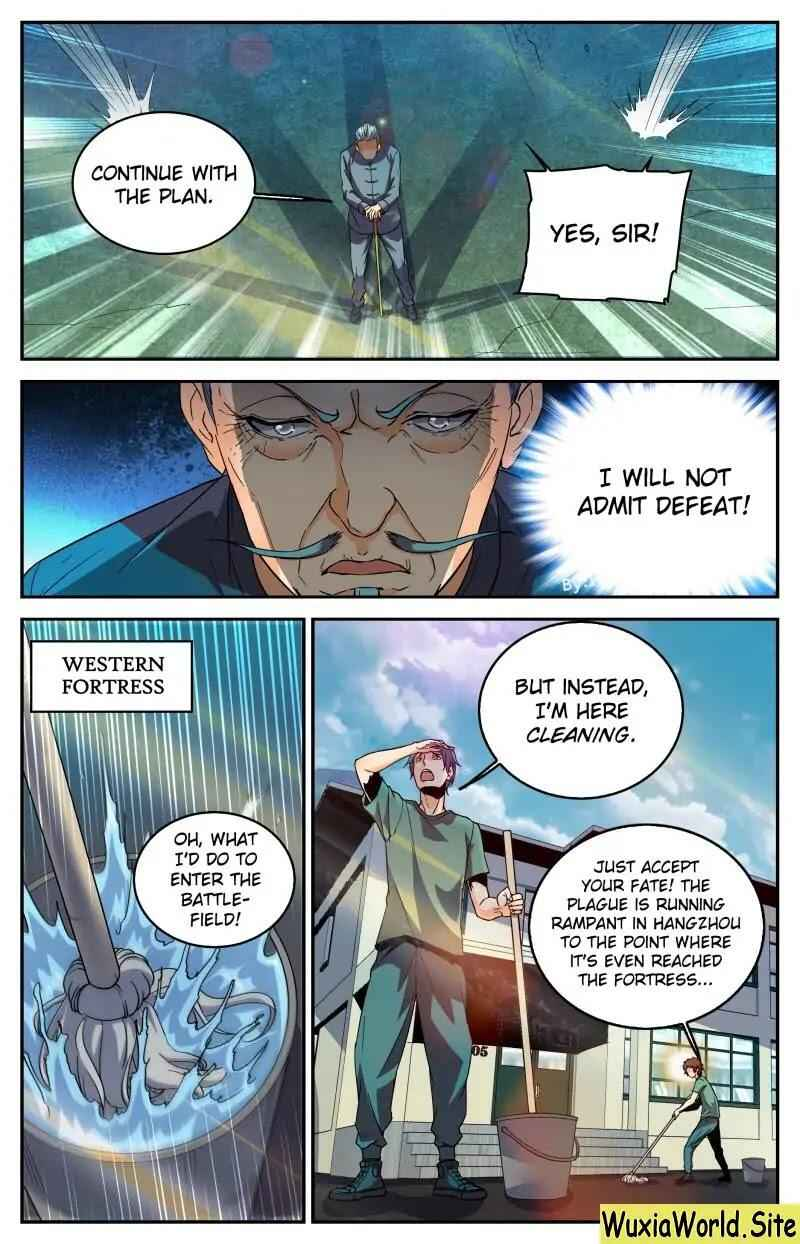 Versatile Mage - chapter 279-eng-li