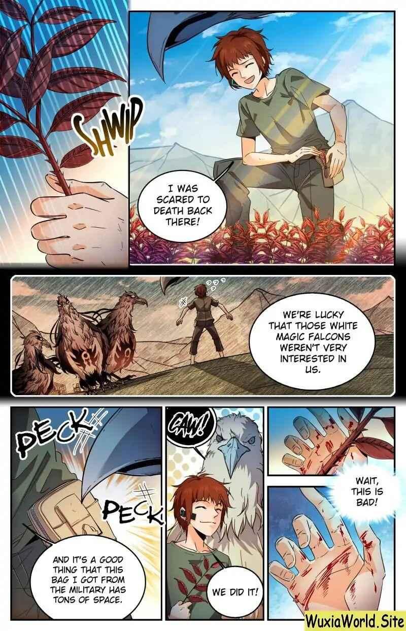 Versatile Mage - chapter 282-eng-li