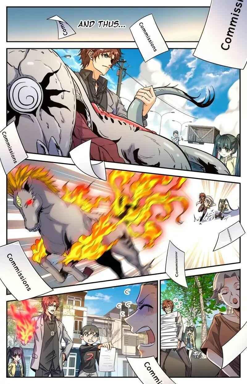 Versatile Mage - chapter 289-eng-li