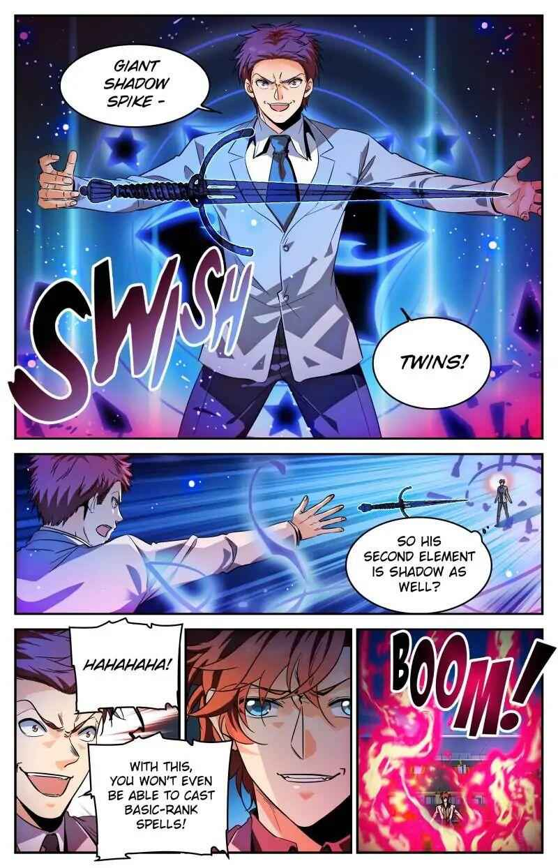 Versatile Mage - chapter 292-eng-li