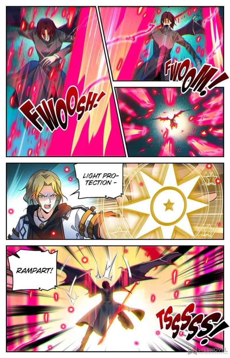Versatile Mage - chapter 310-eng-li