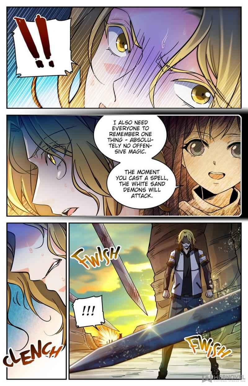 Versatile Mage - chapter 317-eng-li