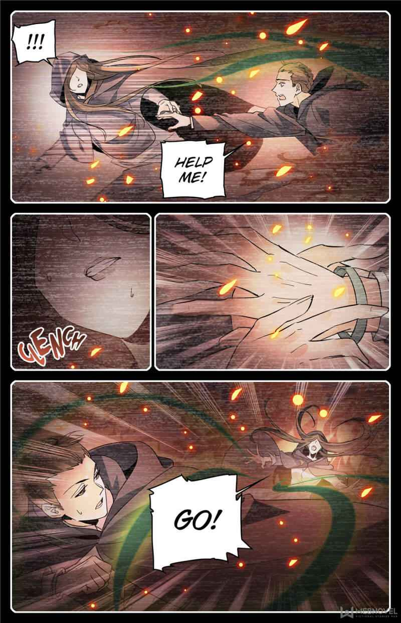 Versatile Mage - chapter 325-eng-li