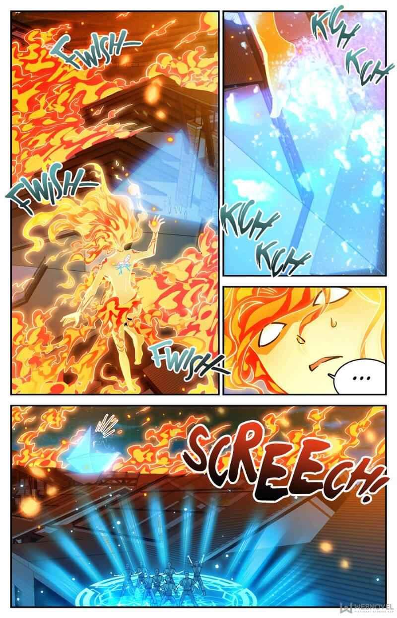 Versatile Mage - chapter 337-eng-li