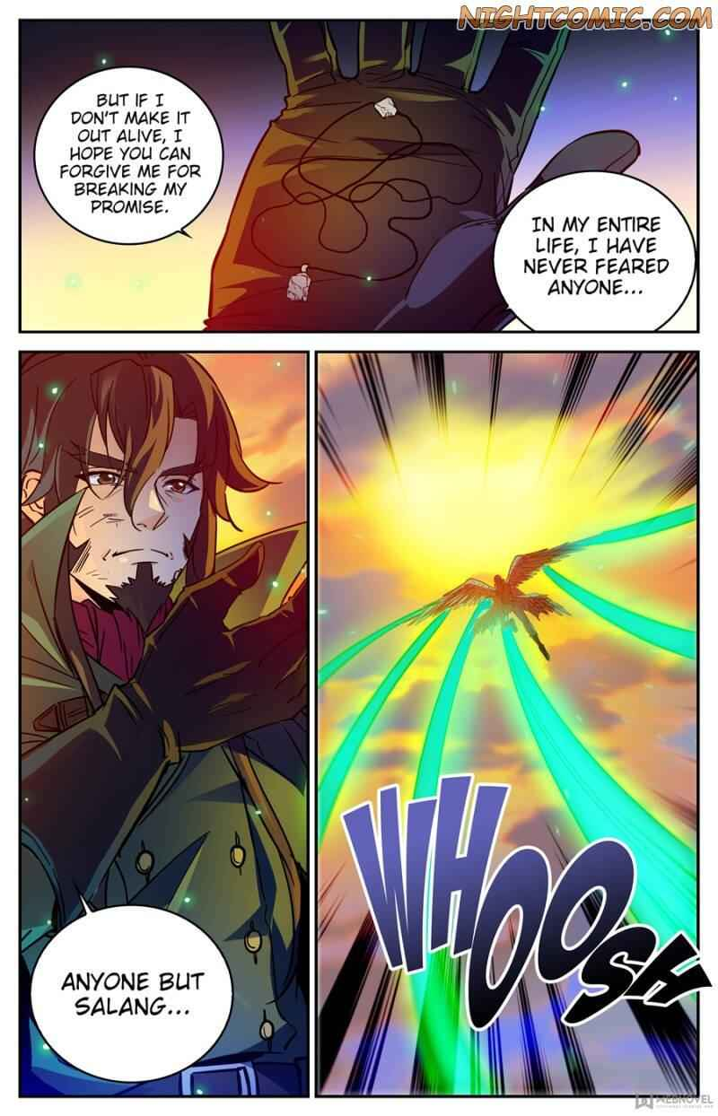Versatile Mage - chapter 346-eng-li
