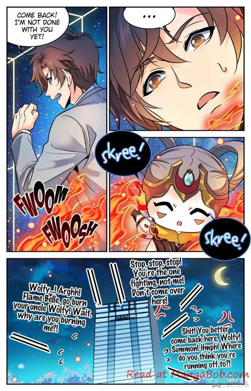 Versatile Mage - chapter 358-eng-li