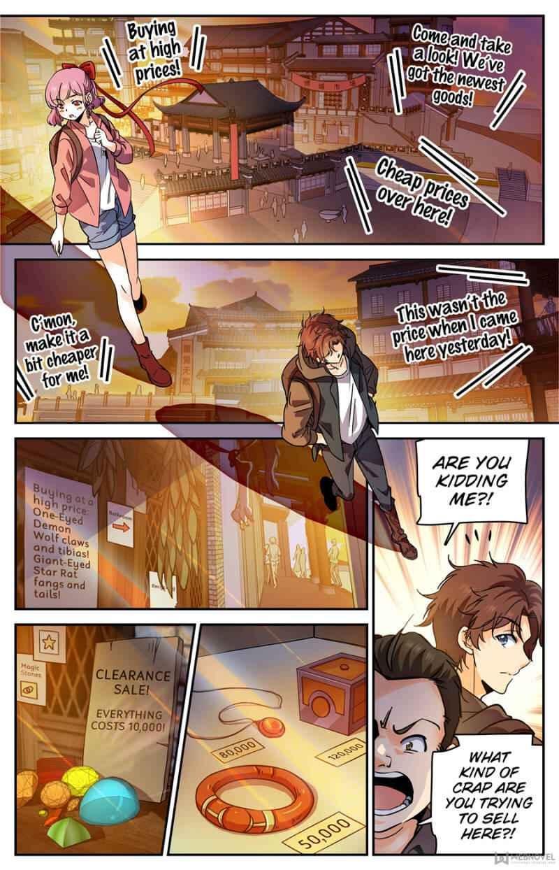 Versatile Mage - chapter 381-eng-li