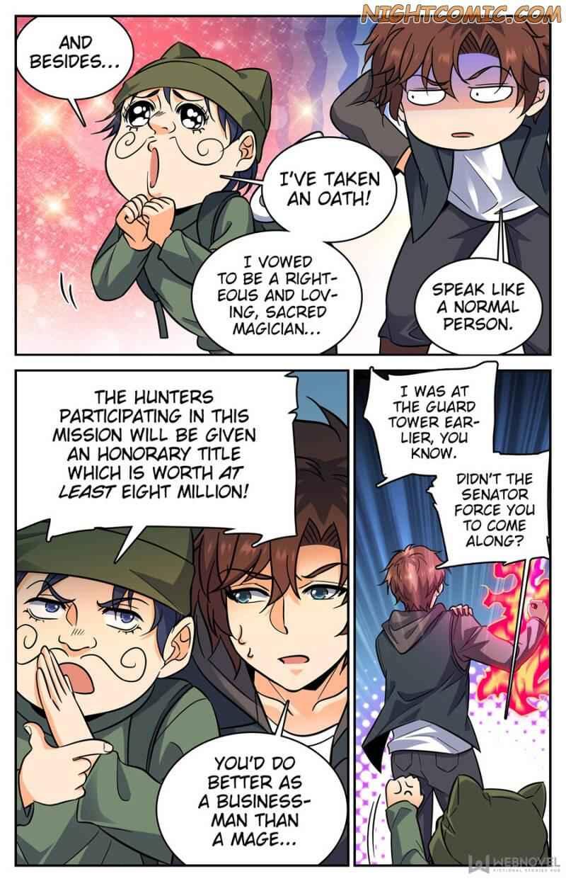 Versatile Mage - chapter 390-eng-li
