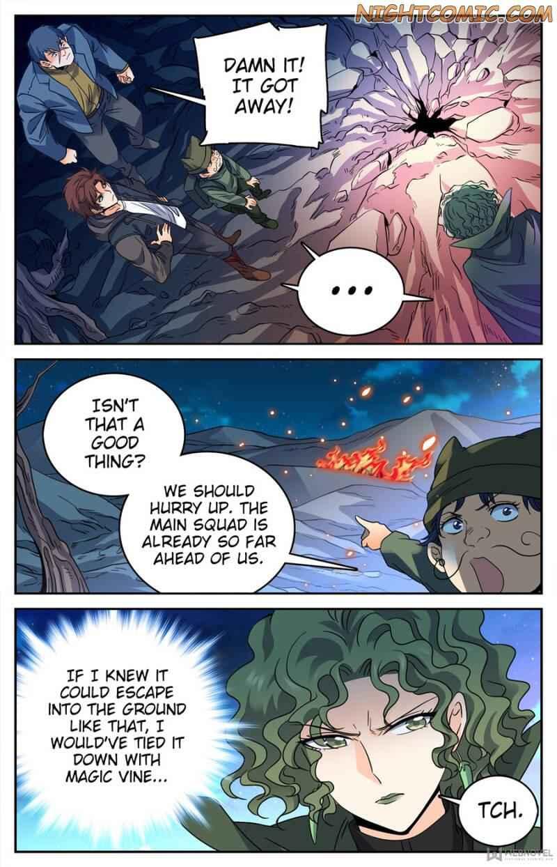 Versatile Mage - chapter 391-eng-li