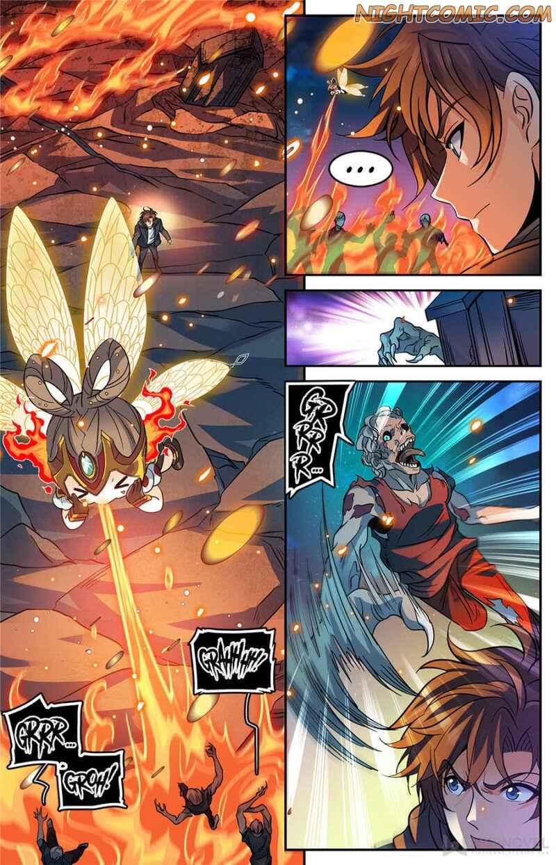 Versatile Mage - chapter 396-eng-li