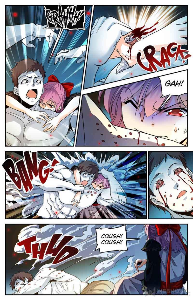 Versatile Mage - chapter 402-eng-li