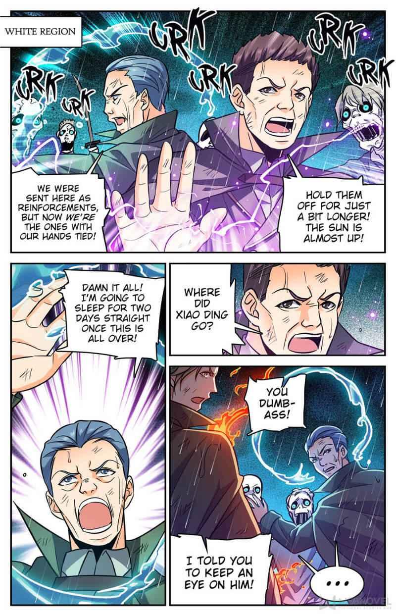 Versatile Mage - chapter 404-eng-li