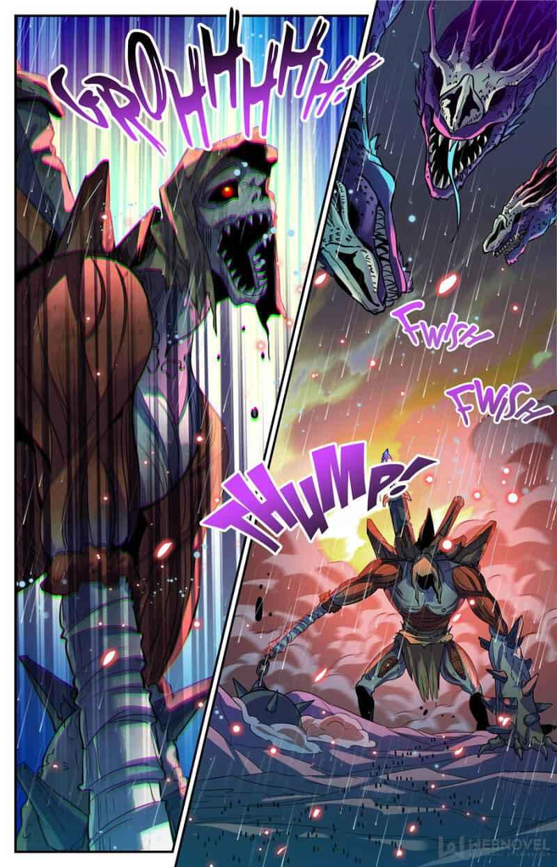 Versatile Mage - chapter 405-eng-li