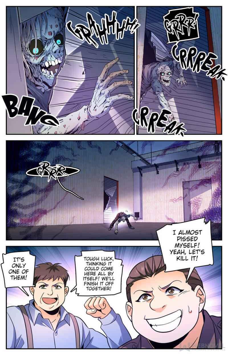 Versatile Mage - chapter 409-eng-li