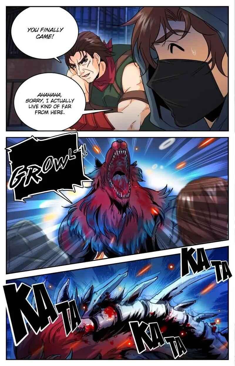 Versatile Mage - chapter 41-eng-li