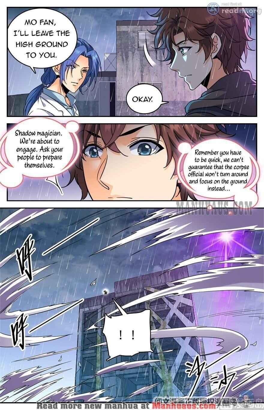 Versatile Mage - chapter 411-eng-li
