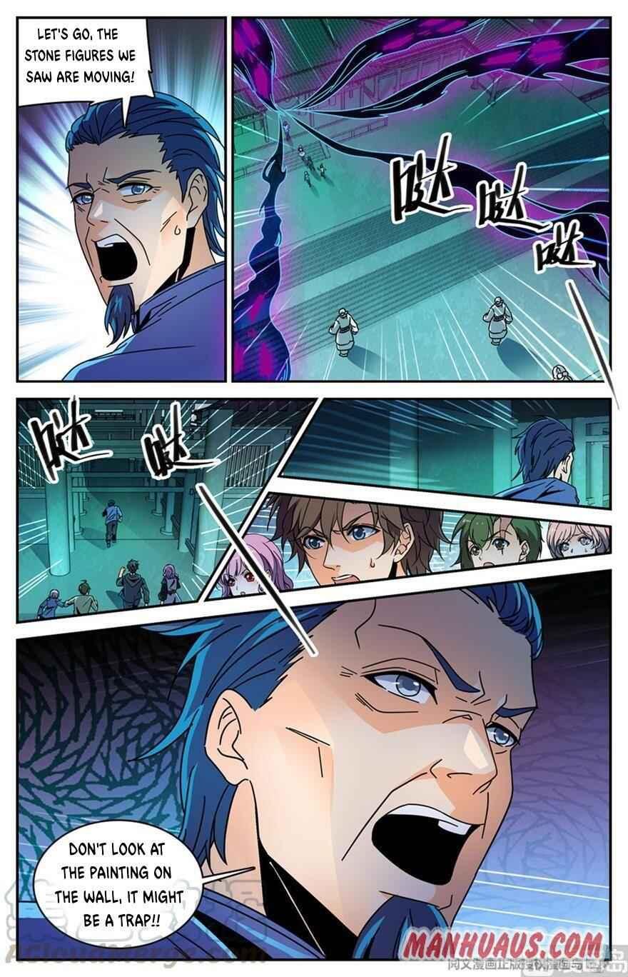 Versatile Mage - chapter 436-eng-li