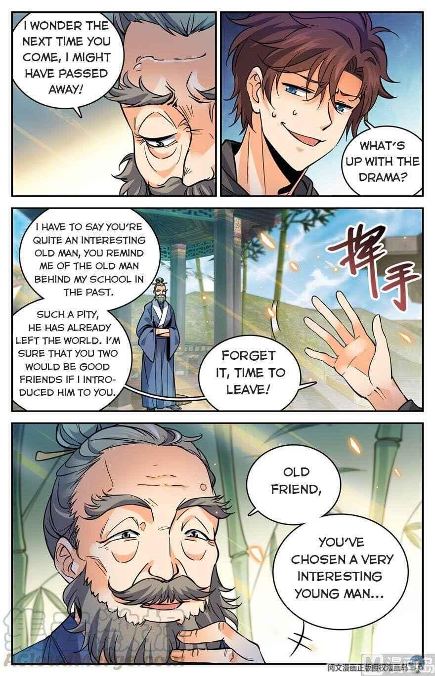 Versatile Mage - chapter 459-eng-li