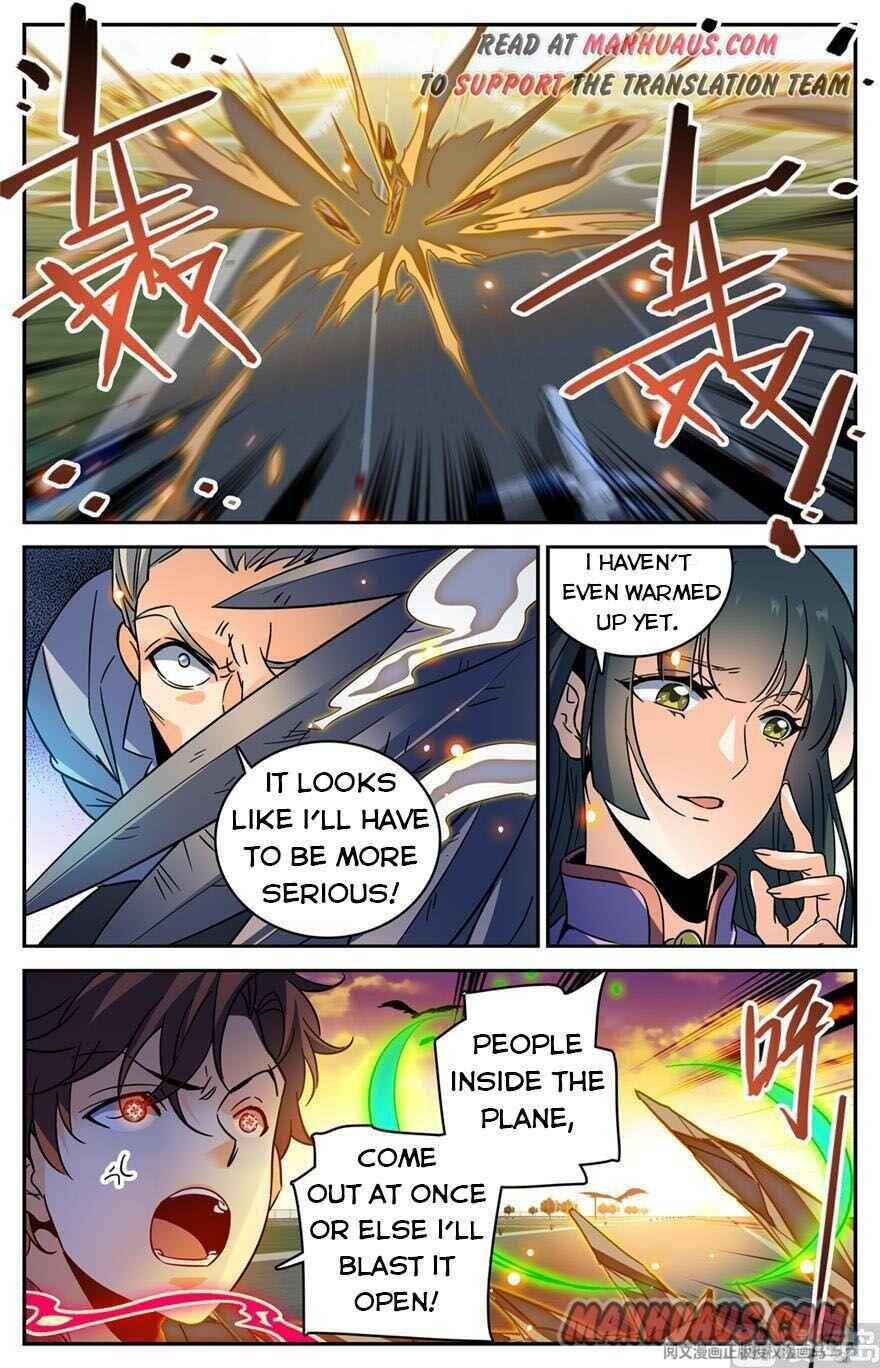 Versatile Mage - chapter 460-eng-li
