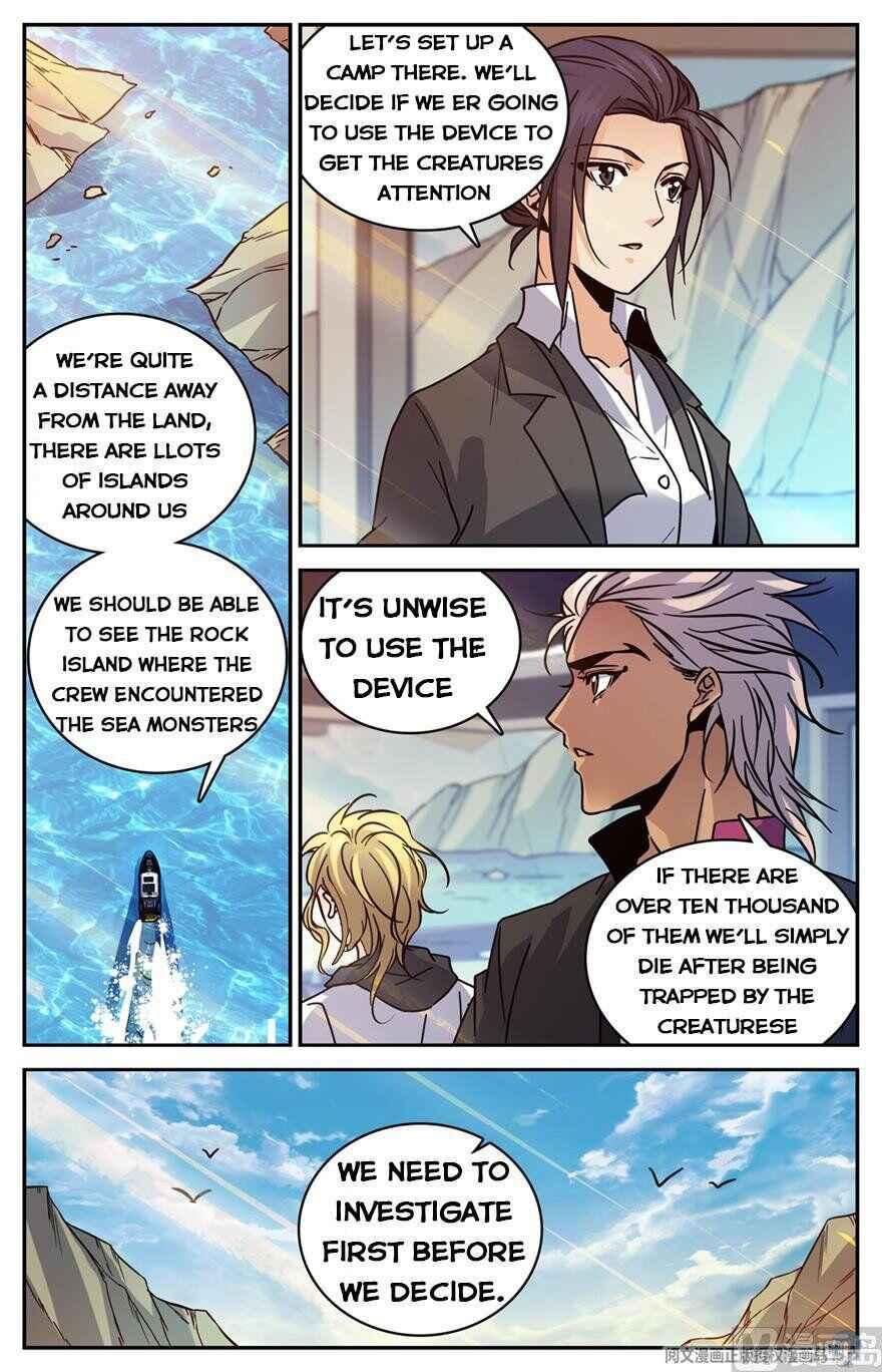 Versatile Mage - chapter 463-eng-li