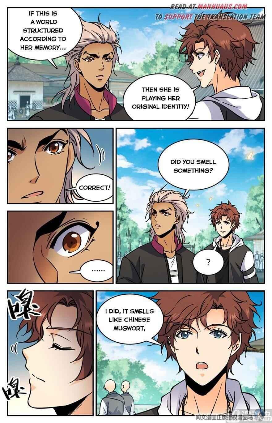 Versatile Mage - chapter 483-eng-li