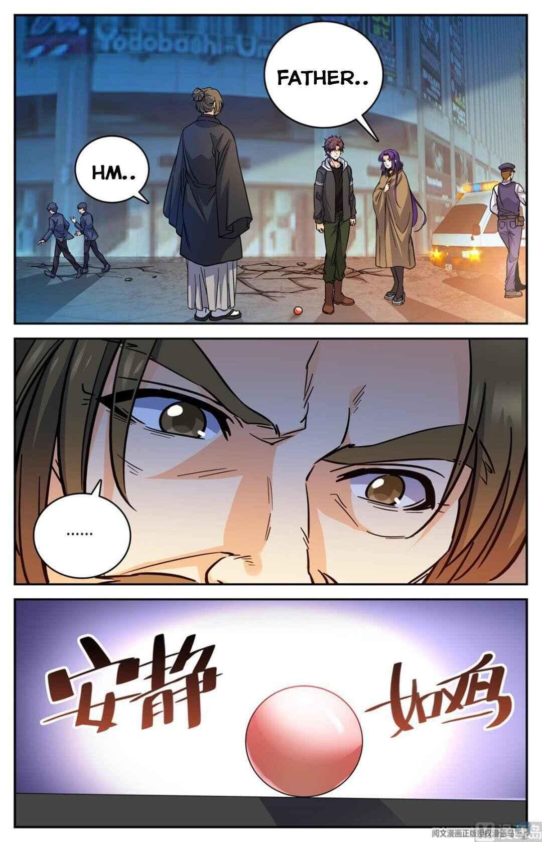 Versatile Mage - chapter 505-eng-li