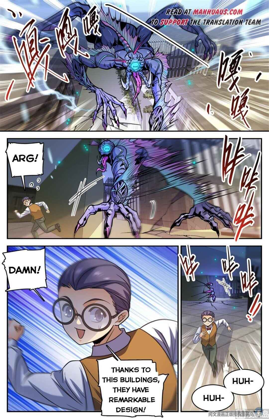 Versatile Mage - chapter 510-eng-li