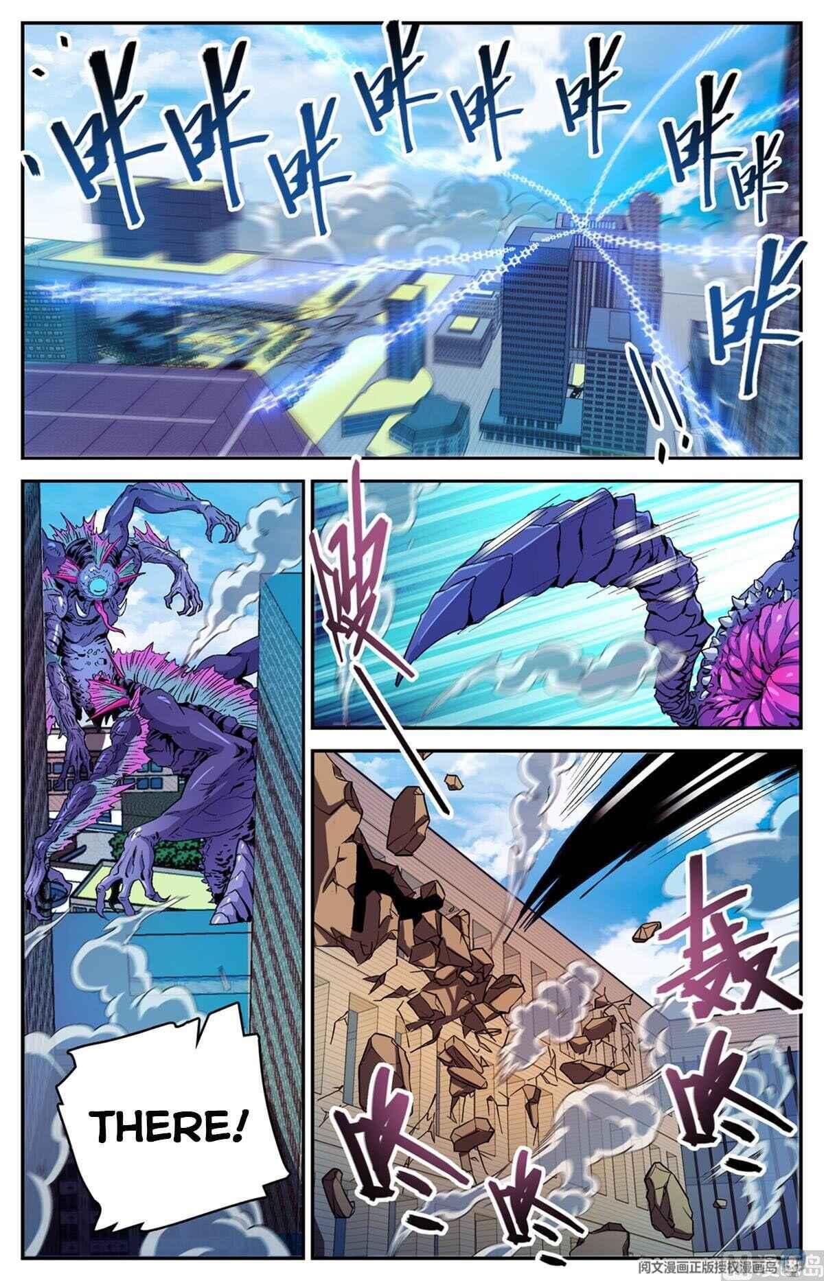 Versatile Mage - chapter 511-eng-li