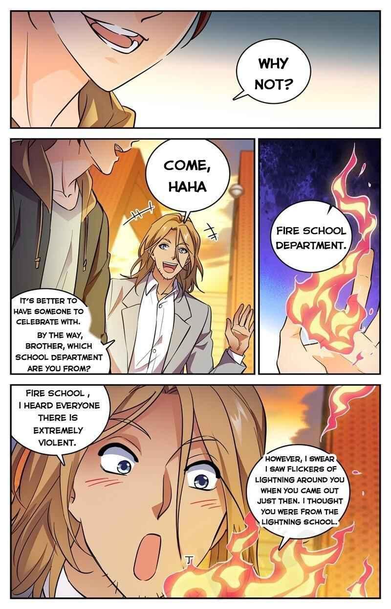 Versatile Mage - chapter 542-eng-li