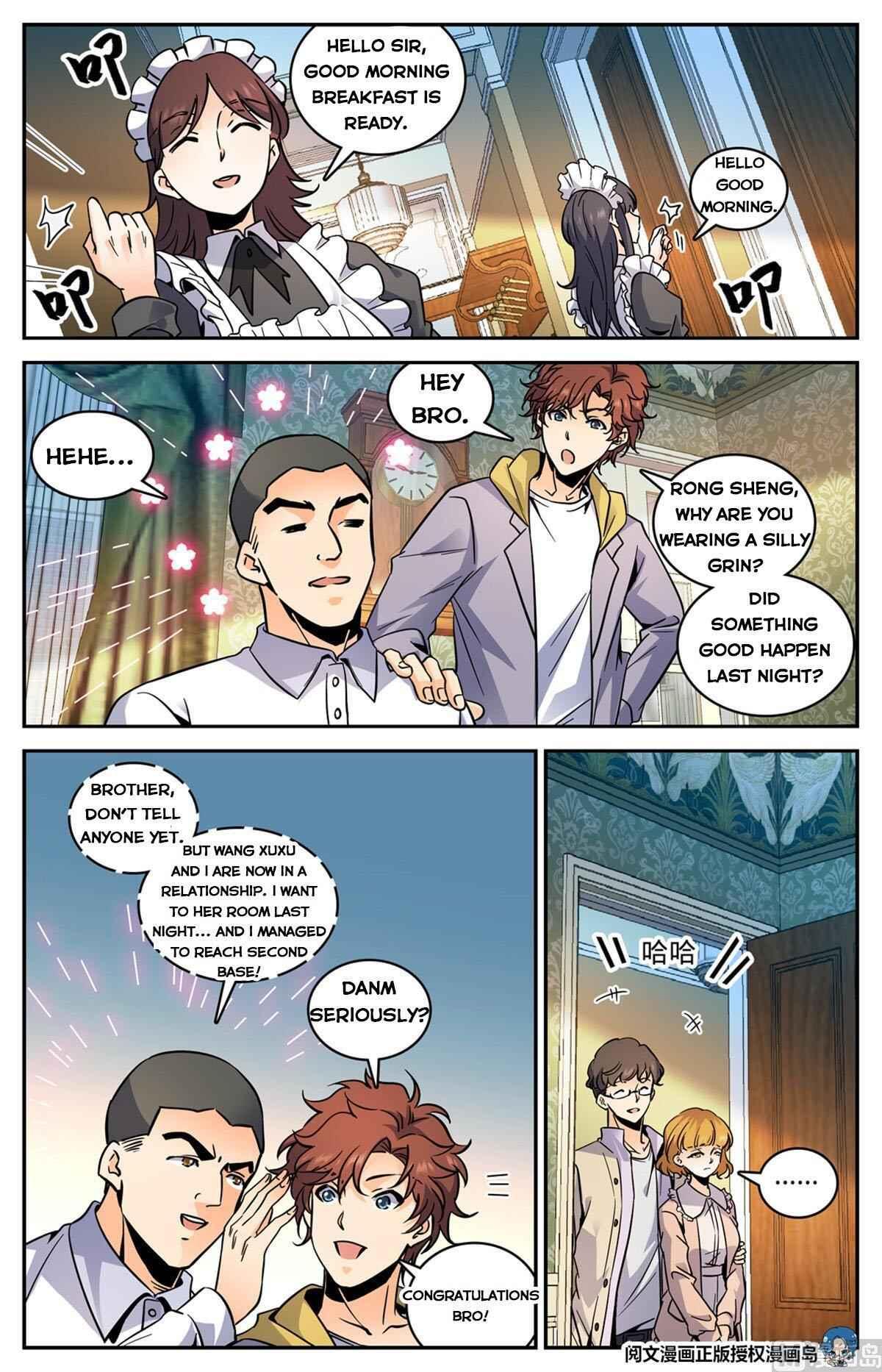 Versatile Mage - chapter 551-eng-li