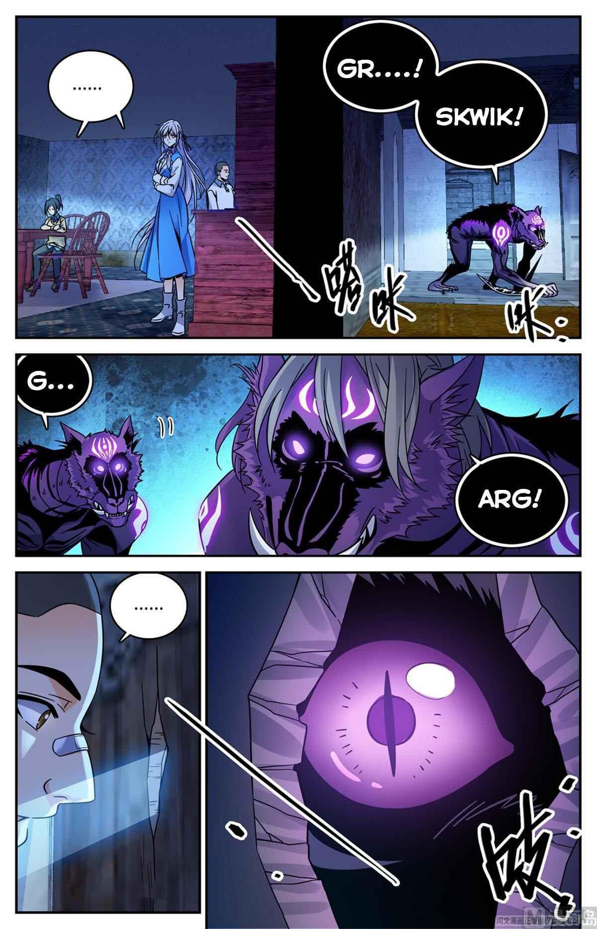 Versatile Mage - chapter 561-eng-li