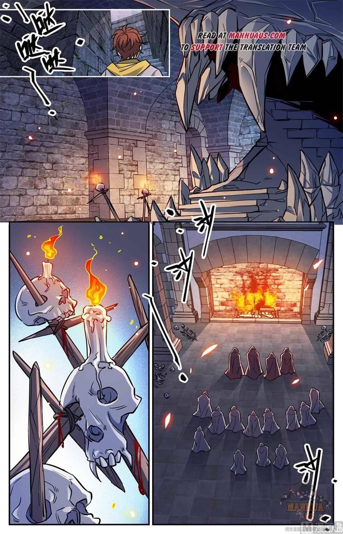 Versatile Mage - chapter 565-eng-li