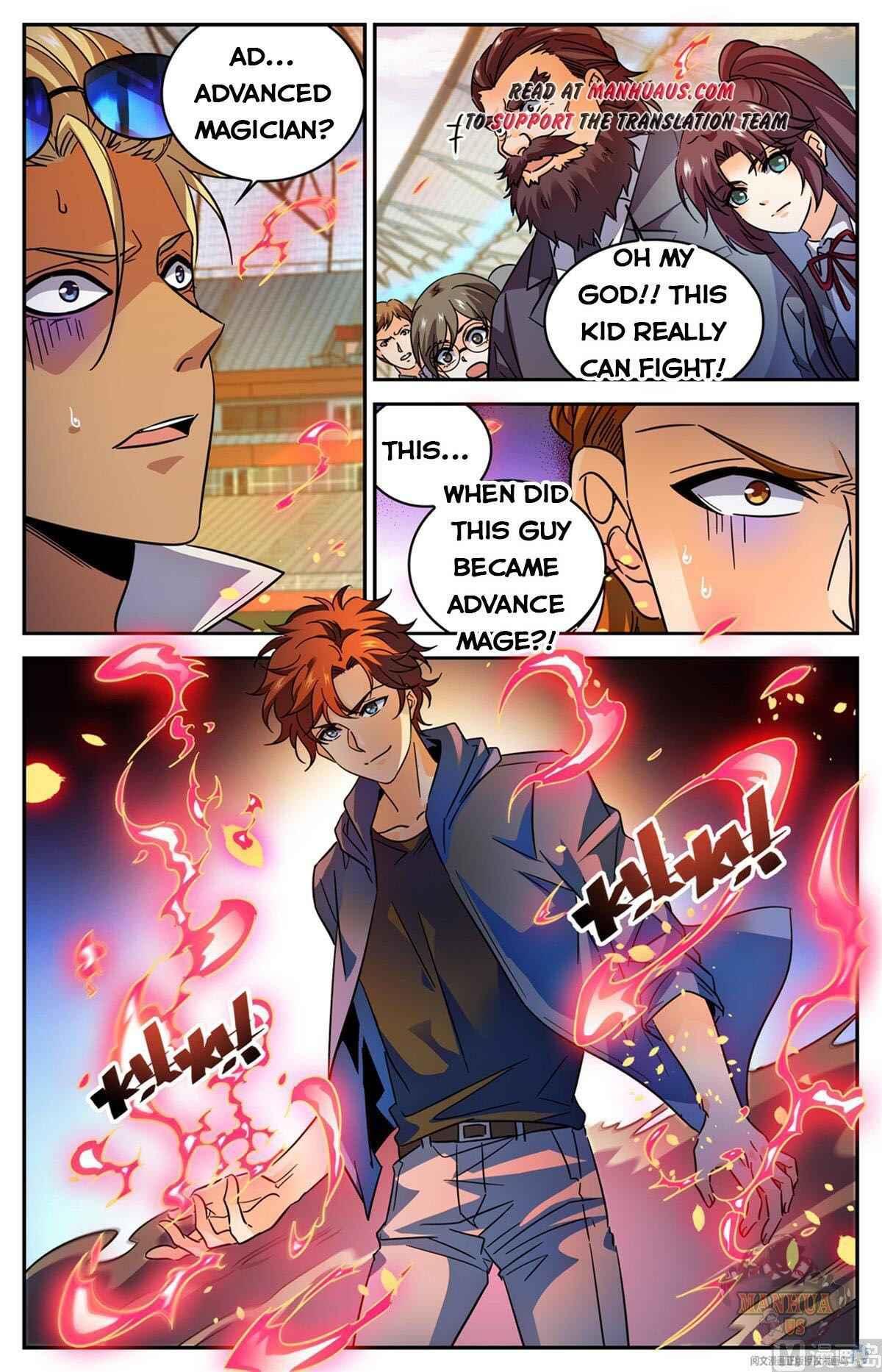 Versatile Mage - chapter 575-eng-li