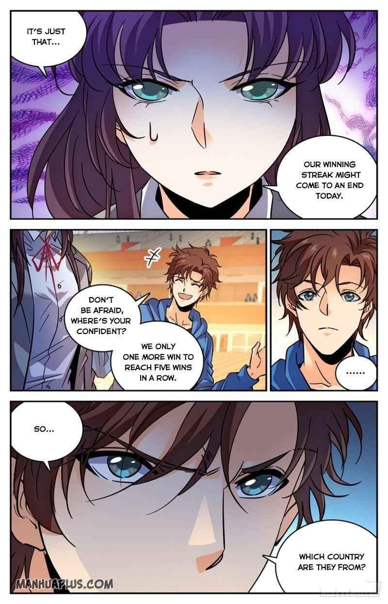Versatile Mage - chapter 580-eng-li