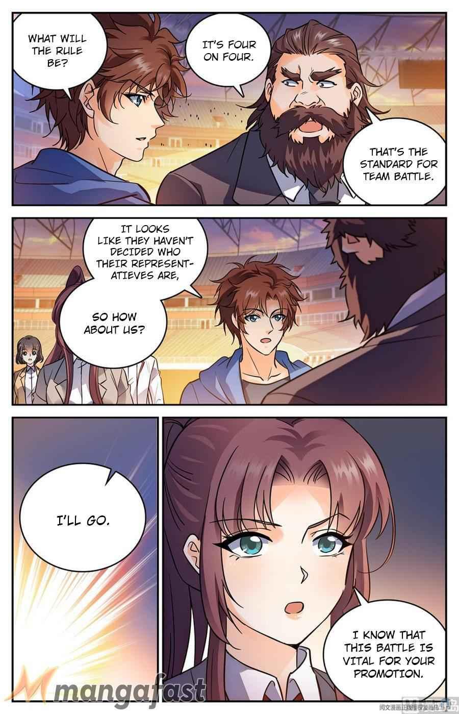 Versatile Mage - chapter 581-eng-li
