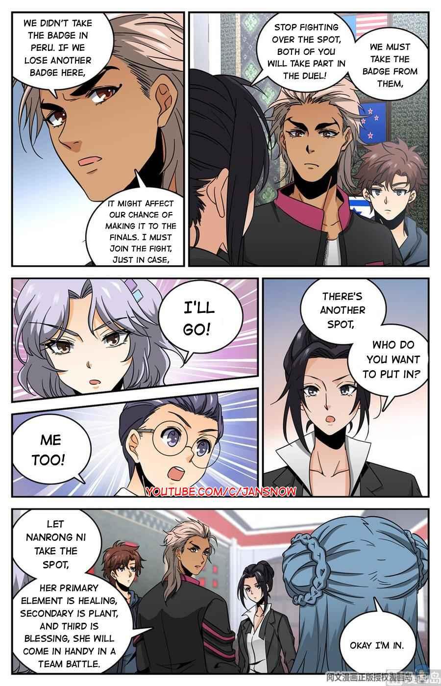 Versatile Mage - chapter 633-eng-li