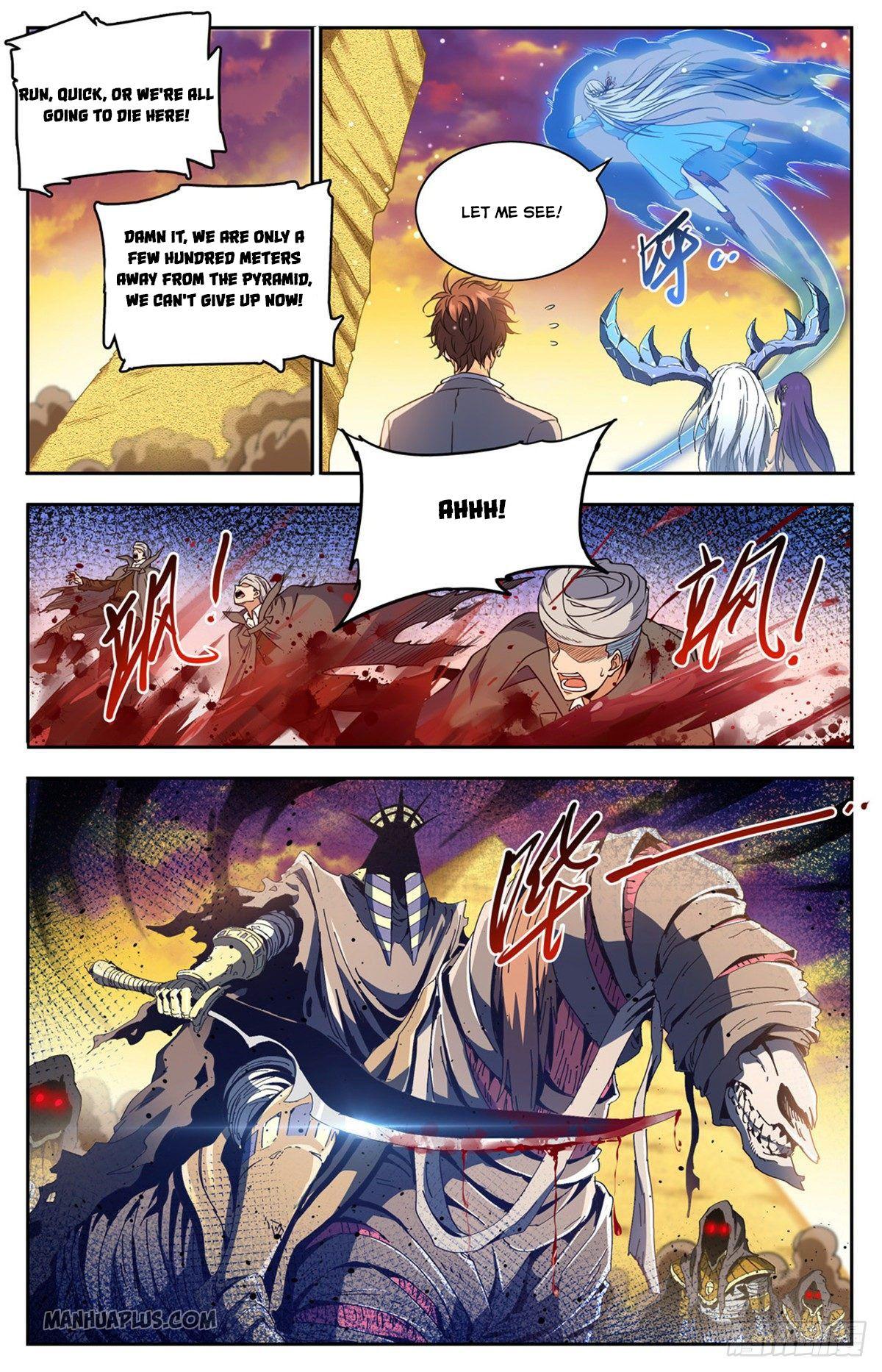 Versatile Mage - chapter 666-eng-li
