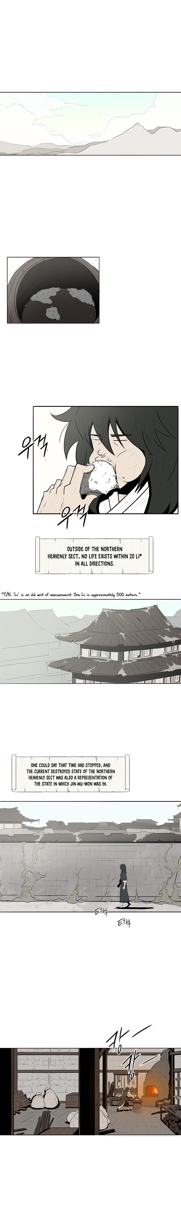 Legend of the Northern Blade - chapter 2-eng-li